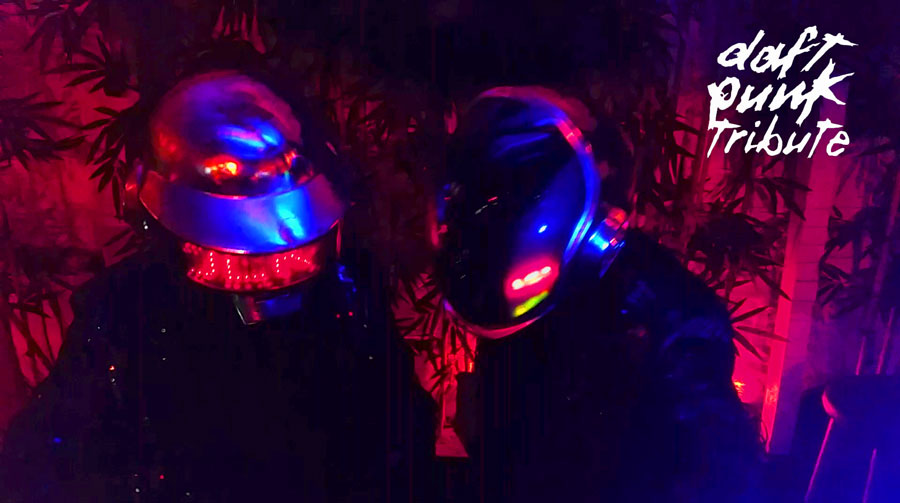 Daft Punk tribute audionetworks entertainment agency booking