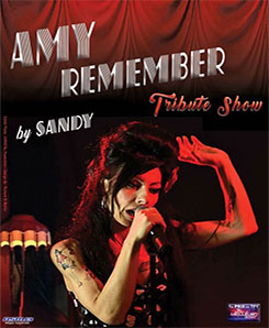 TRIBUTE AMY WINEHOUSE