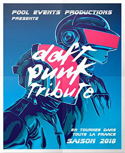 TRIBUTE DAFT PUNK