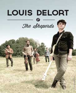 Louis delort ET THE SHEPERDS