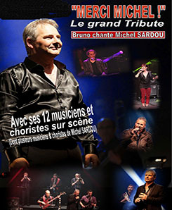 TRIBUTE MICHEL SARDOU
